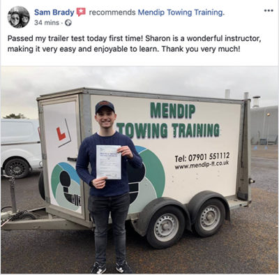Mendip Training Review - Sam Brady